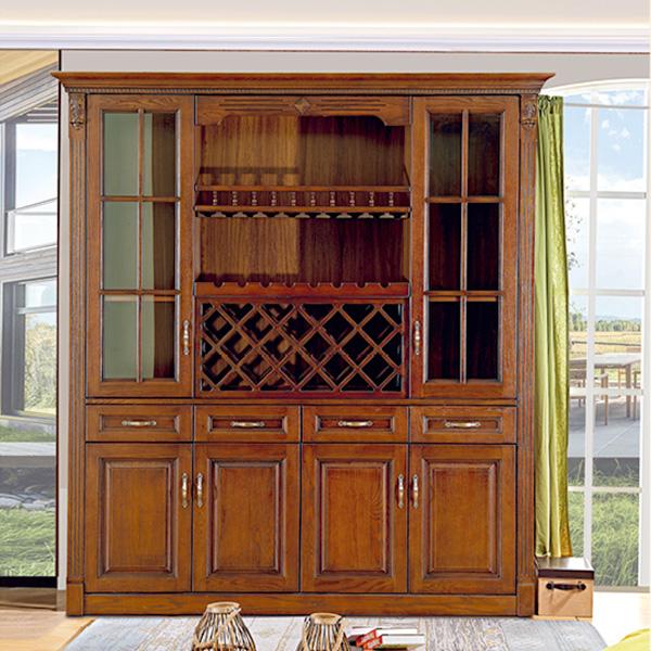 高档定制实木酒柜