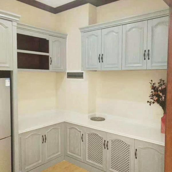 厨房实木家具