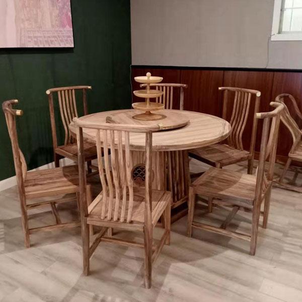 实木家具餐桌