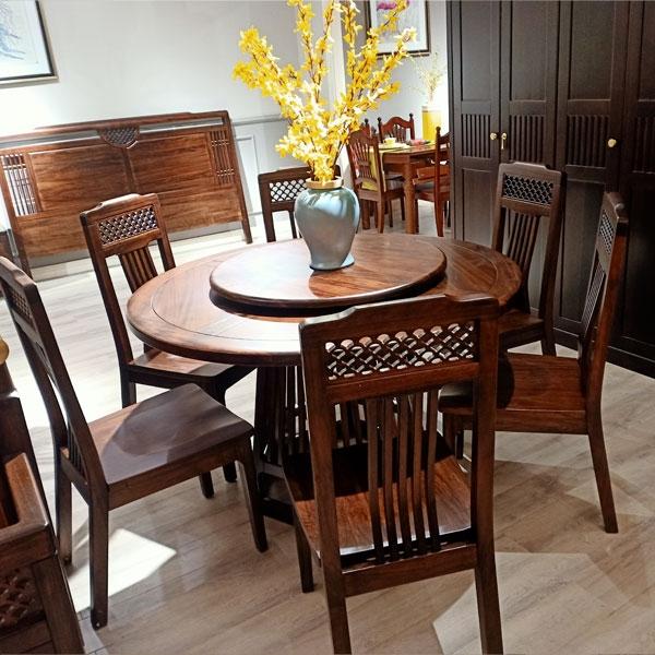 定制实木餐桌