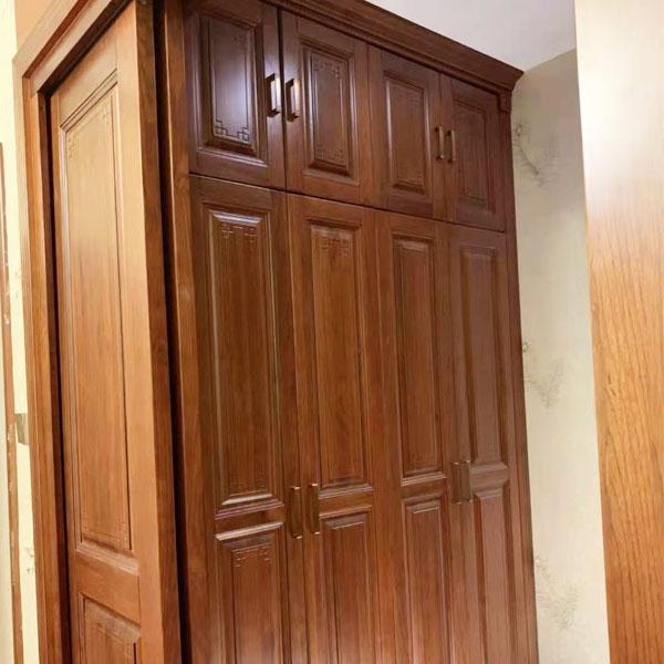 定制实木衣柜