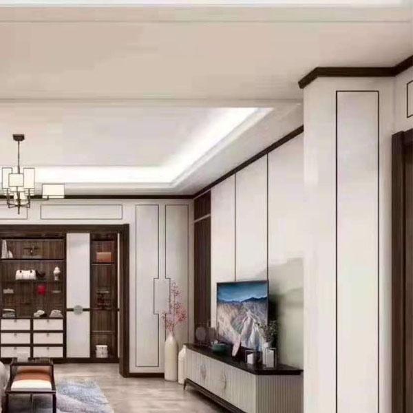 高品质客厅实木家具
