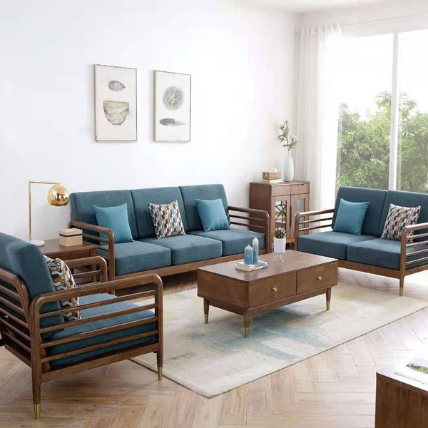 客厅实木家具