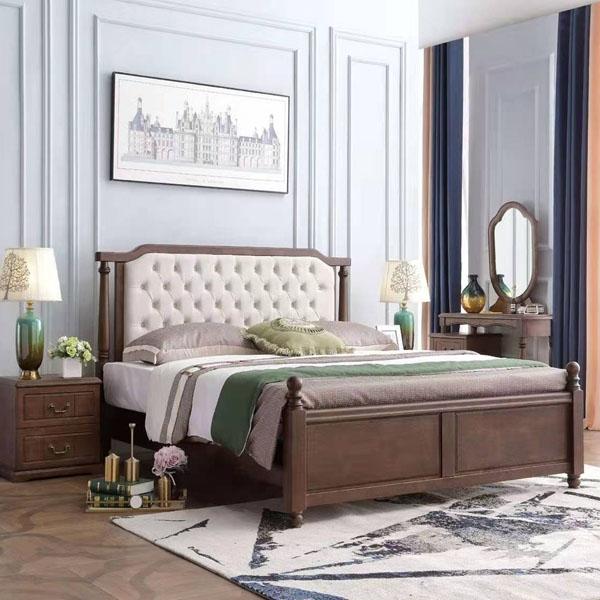 简单清晰实木家具