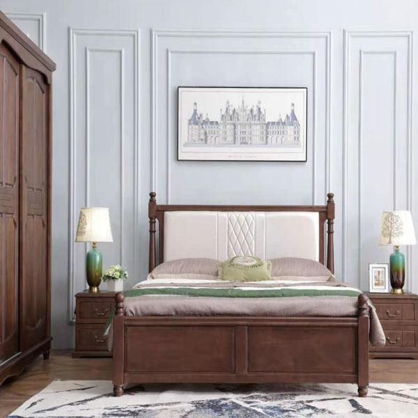 清晰雅致实木家具