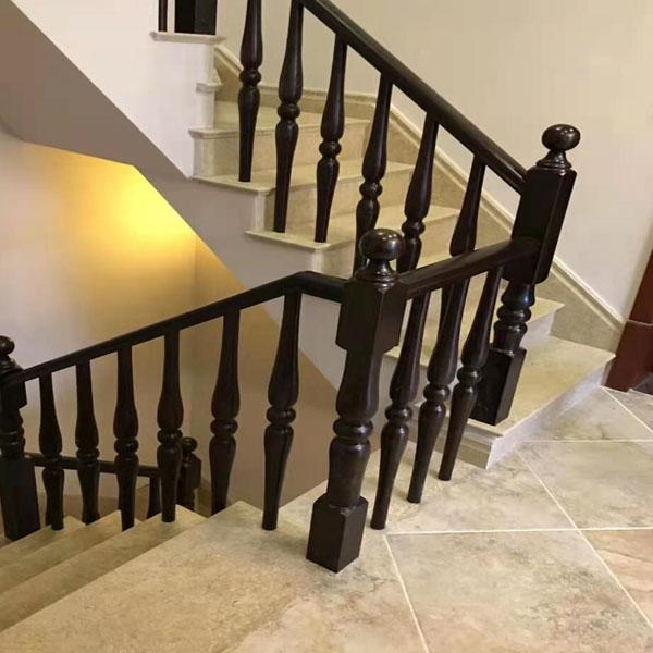 别致楼梯实木定制